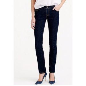 J. Crew Matchstick Straight Leg Jeans 29